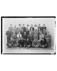 P.B.S. and P.J?.O. Groups, Mr. Tweedy's ... by Matson Photo Service